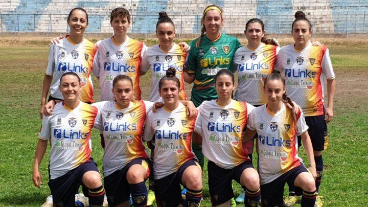 Serie C femminile, ultima giornata: Apulia Trani-Lecce Women 2-0